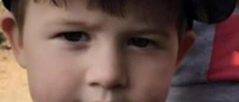 Полицията намери детска обувка, която се предполага, че е на