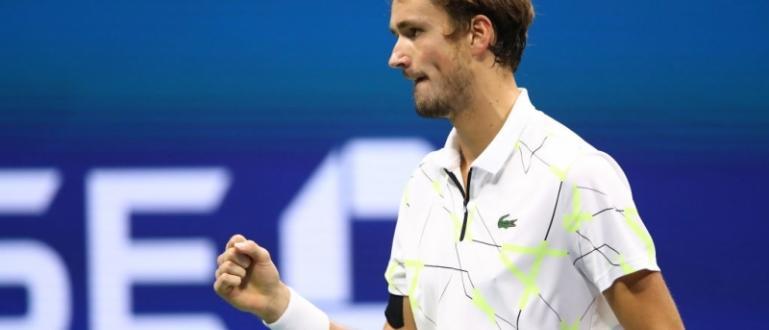 Финалистът от US Open 2019 Даниил Медведев (Рус) се класира