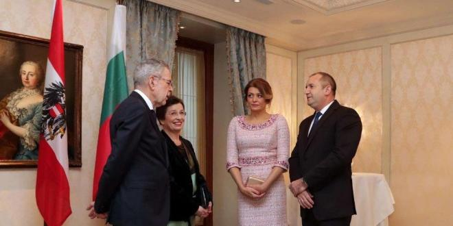 Президентът Румен Радев е на официално двудневно посещение в Република