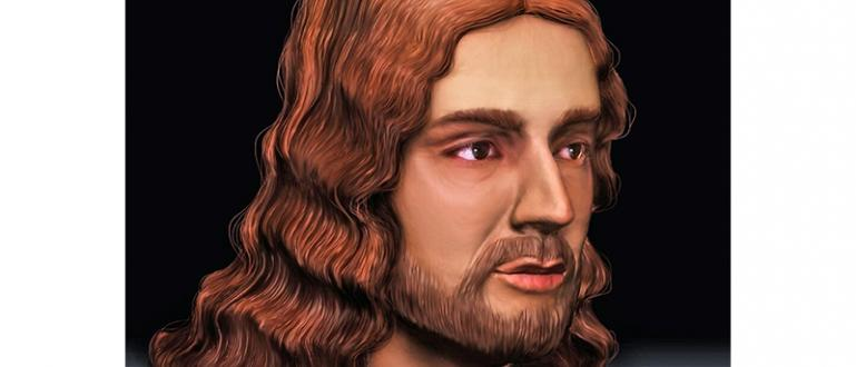 Учени от италиански университет създадоха триизмерна реконструкция на лицето и