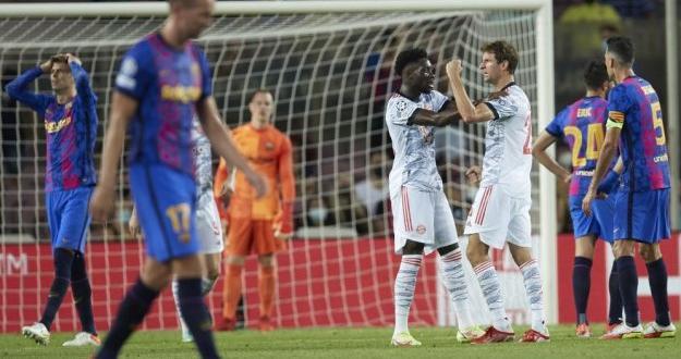 Униженията и жестоката криза за Барселона продължават.Байерн Мюнхен отново победи