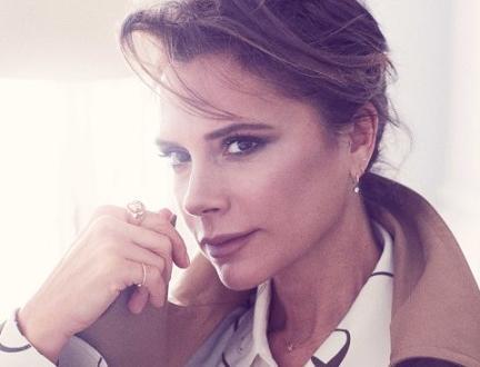 """Виктория Бекъм оглави корицата на полското издание на """"Vogue"""". Звездата"""