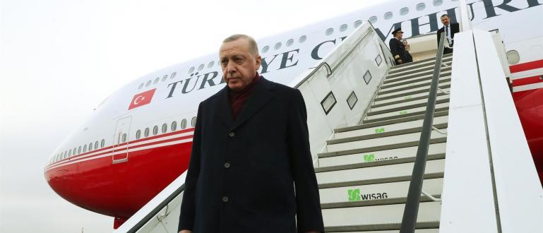 Турският президент Реджеп Тайип Ердоган и държавният секретар на САЩ