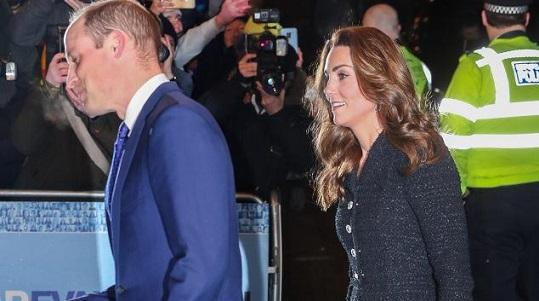 """Принц Уилям и Кейт Мидълтън посетиха """"Театър Албери"""" за специална"""
