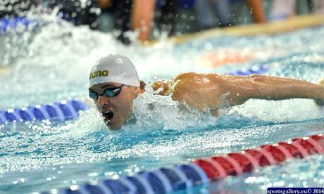Бургаският плувец Цанко Цанков ще пробва да подобри световен рекорд