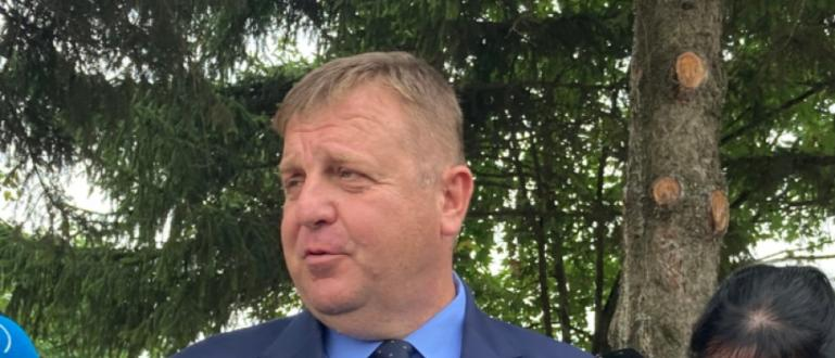 Вицепремиерът и министър на отбраната Красимир Каракачанов коментира пред БНТ