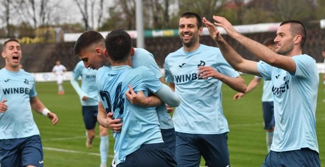 Дунав и Славия завършиха 0:0, в мач от 9-ия кръг