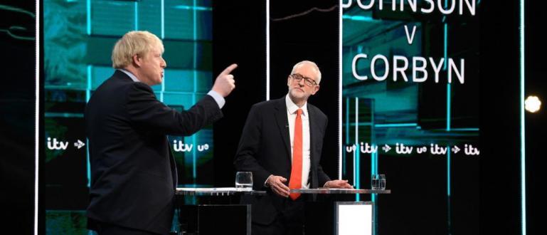 Снимка: Брекзит и САЩ обсъдиха в дебат Джонсън и Корбин