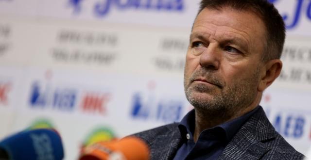 Бившият треньор на ЦСКА и националния тим Стойчо Младенов говори