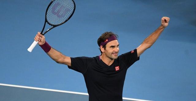 Световният номер 3 Роджър Федерер бе много близо до сензационно