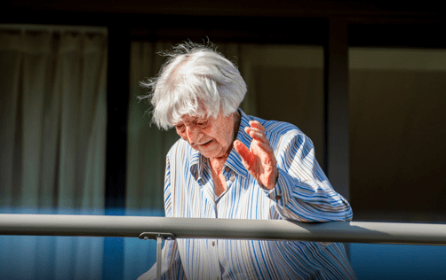 107-годишна датчанка се превърна в най-възрастния човек, преборил коронавируса. Само