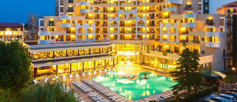Четири хотела в Слънчев бряг отвориха врати и посрещат гости.