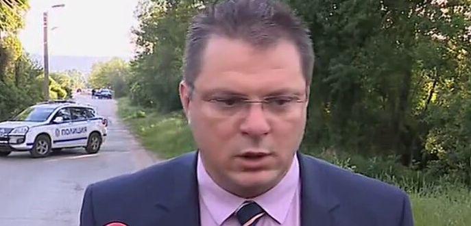 Снимка: Полицаи засекли местонахождението на Зайков