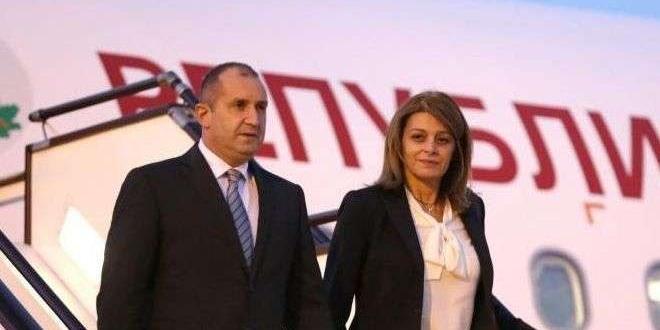 От 21 до 24 октомври президентът Румен Радев ще бъде