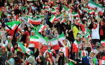 Иранската футболна федерация заяви, че е получила забрана да приема