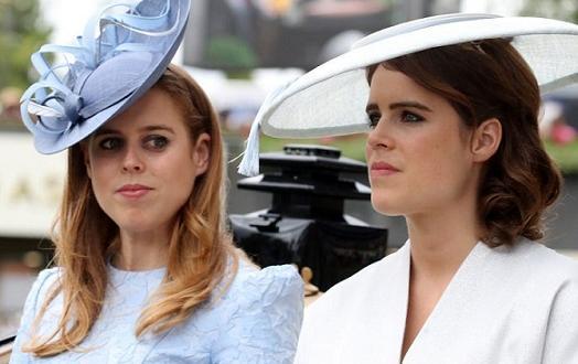 Принцесите Беатрис и Юджини ще поемат щафетата от Хари и