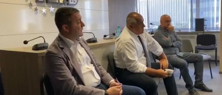 Министър-председателят Бойко Борисов и финансовият министър Владислав Горанов участваха в