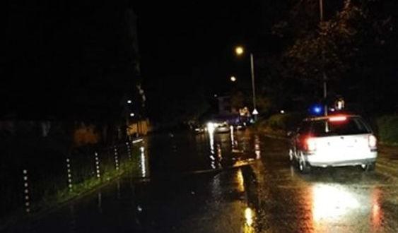 Проливният дъжд, излял се над Хасково снощи, наводни улици и
