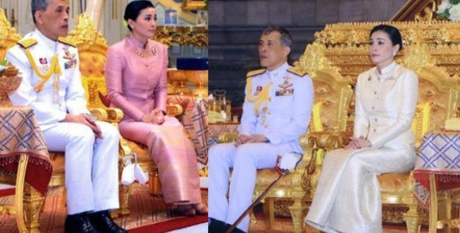 Имала собствени амбицииКралят на Тайланд Маха Ваджиралонгкорн днес лиши 34-годишната