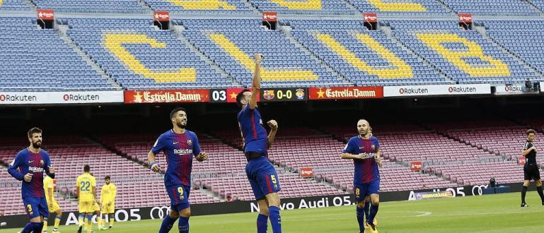 Испанският футболен гранд Барселона вече има първи случай назаразени с