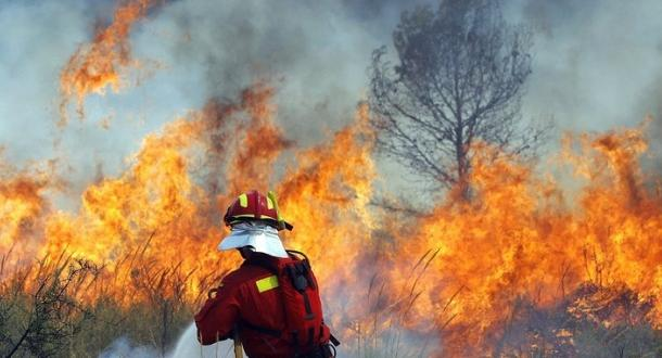 Сериозен риск от пожари има в 13 области на страната.