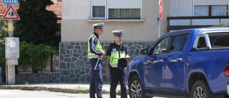 От днес до сряда патрули на Пътна полиция ще бъдат