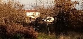 Полицията в Шумен е задържала във вторник мъж, по подозрение,