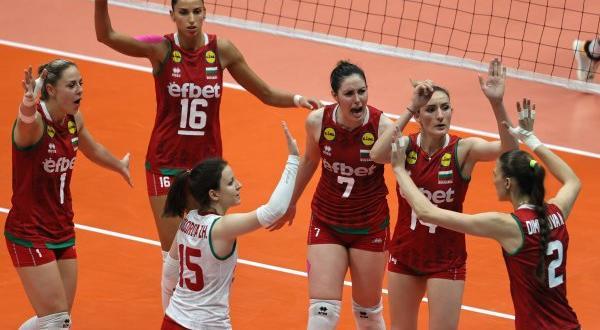 Волейболистките от националния отбор победиха Хърватия във финала на Златната