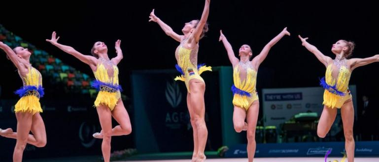 Ансамбълът на България спечели златния медал на финала на съчетанието