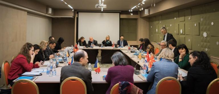 Срещата бе за определяне на приоритетите пред нематериалното културно наследство