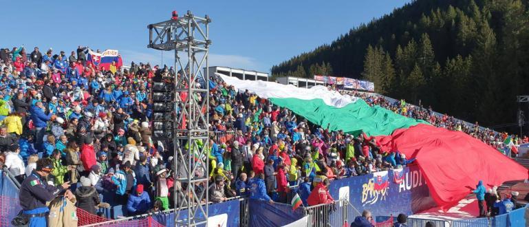 В Италия ски курорт №1 на Българи - Банско е