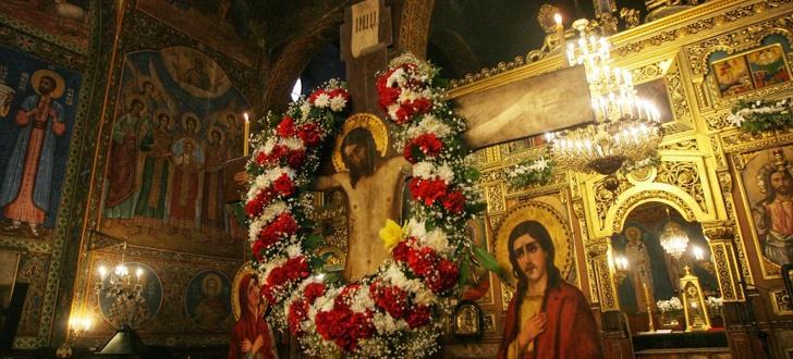 На Велики петък е разпнат Божият син Исус Христос. Със