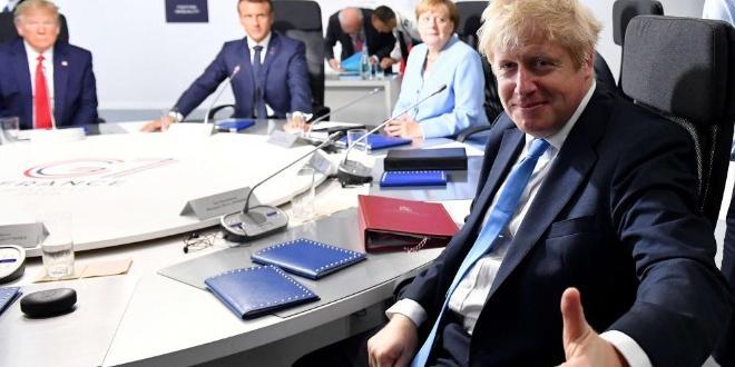 Президентът на САЩ Доналд Тръмп покани британския премиер Борис Джонсън