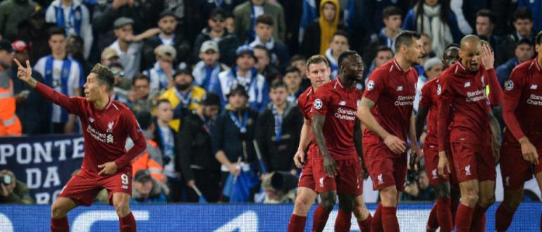 Настоящият европейският клубен шампион по футбол Ливърпул ще загуби 62