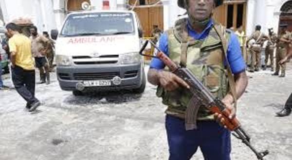 Снимка: Двама братя окървавили Шри Ланка