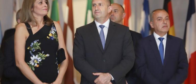 Президентът Румен Радев, който е на държавно посещение в Китай,