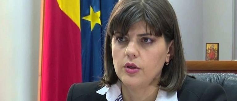 Румънката Лаура Кьовеши, която ръководеше Спецпрокурата на северната ни съседка,