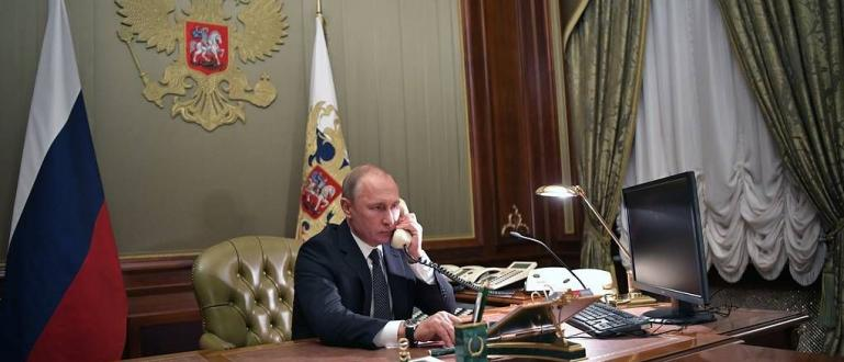 Кой да е следващият президент на Русия е въпрос, който