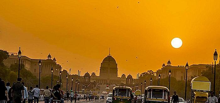 Снимка: Безплатен транспорт за жените в Ню Делхи