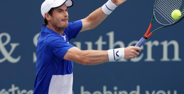 Трикратният шампион и бивш №1 в света на тениса Анди
