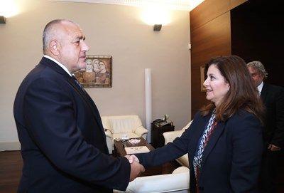 Българска правителствена делегация, водена от министър-председателя Бойко Борисов, заминава на
