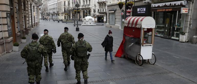 Сръбските власти превърнаха многофункционалната зала