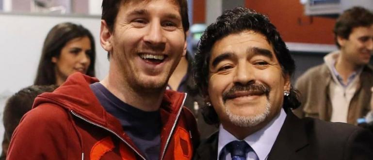 Актуалната звезда на футбола в Аржентина Лео Меси очаквано направи