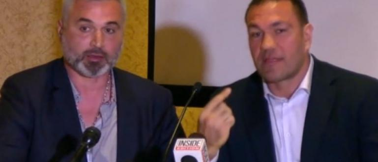 Българският боксьор Кубрат Пулев разказа своята версия за случилото се