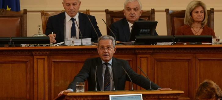 Българските етнически турци и мюсюлманите в България бяха в София