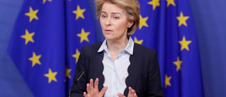 Шефката на Европейската комисия Урсула фон дер Лайен предложи в