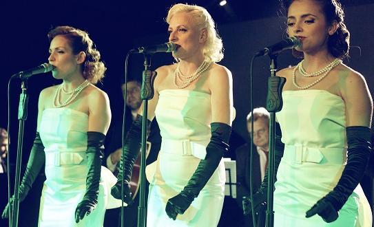 Снимка: Вера Шандел с два филма