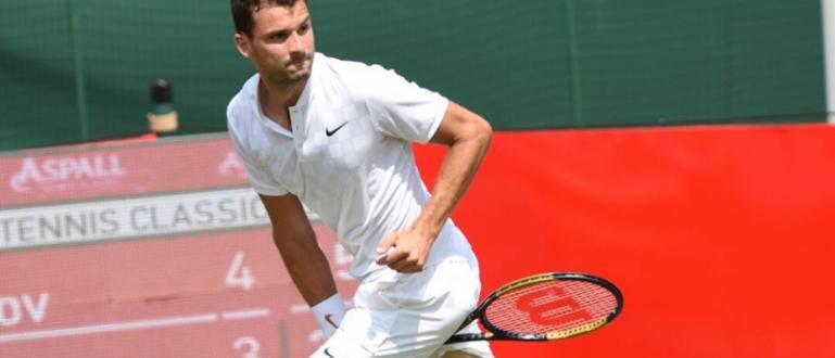 Българската звезда в тениса Григор Димитров, ще играе срещу квалификант