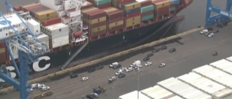 Властите в САЩ обявиха, че са задържали около 16 тона