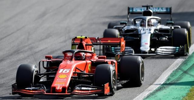 Пилотът на Ферари Шарл Льоклер спечели третата си поредна квалификация